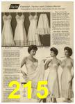 1959 Sears Spring Summer Catalog, Page 215