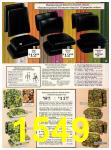 1972 Sears Fall Winter Catalog, Page 1549