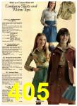 1976 Sears Fall Winter Catalog, Page 405