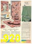 1958 Sears Fall Winter Catalog, Page 920