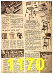 1962 Sears Fall Winter Catalog, Page 1170