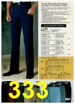 1981 Montgomery Ward Spring Summer Catalog, Page 333