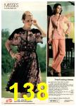 1981 Montgomery Ward Spring Summer Catalog, Page 138