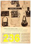 1949 Sears Spring Summer Catalog, Page 236