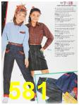 1988 Sears Fall Winter Catalog, Page 581