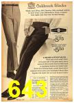1962 Sears Fall Winter Catalog, Page 643
