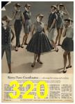 1959 Sears Spring Summer Catalog, Page 320