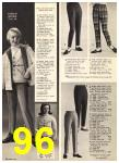 1965 Sears Fall Winter Catalog, Page 96