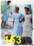 1986 Sears Spring Summer Catalog, Page 153