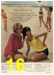 1965 Sears Spring Summer Catalog, Page 16