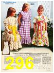 1973 Sears Spring Summer Catalog, Page 296