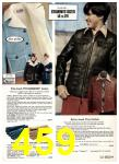 1976 Sears Fall Winter Catalog, Page 459