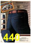 1983 Sears Spring Summer Catalog, Page 440