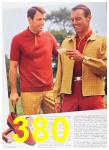 1967 Sears Spring Summer Catalog, Page 380