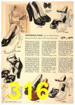 1949 Sears Spring Summer Catalog, Page 316