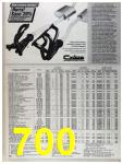 1986 Sears Fall Winter Catalog, Page 700