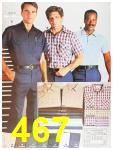 1987 Sears Spring Summer Catalog, Page 467