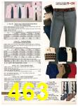 1982 Sears Fall Winter Catalog, Page 463