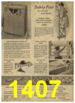 1962 Sears Spring Summer Catalog, Page 1407