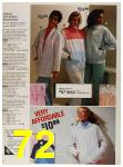 1987 Sears Spring Summer Catalog, Page 72