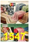 1964 Sears Spring Summer Catalog, Page 1547