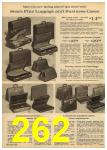 1961 Sears Spring Summer Catalog, Page 262