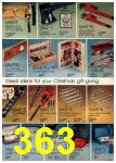 1981 Montgomery Ward Christmas Book, Page 363