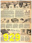 1949 Sears Spring Summer Catalog, Page 929
