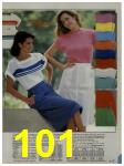 1984 Sears Spring Summer Catalog, Page 101