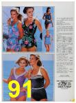 1985 Sears Spring Summer Catalog, Page 91