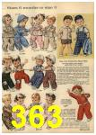 1961 Sears Spring Summer Catalog, Page 363