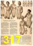 1956 Sears Fall Winter Catalog, Page 317