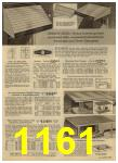 1965 Sears Spring Summer Catalog, Page 1161