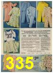 1972 Sears Fall Winter Catalog, Page 335