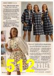 1965 Sears Spring Summer Catalog, Page 512