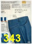1981 Montgomery Ward Spring Summer Catalog, Page 343