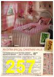 1981 Montgomery Ward Christmas Book, Page 257