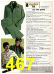 1977 Sears Spring Summer Catalog, Page 467