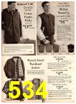 1966 Montgomery Ward Fall Winter Catalog, Page 534