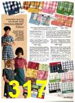 1969 Sears Spring Summer Catalog, Page 317