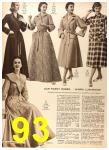 1956 Sears Fall Winter Catalog, Page 93