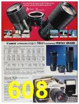 1987 Sears Fall Winter Catalog, Page 608