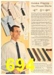 1960 Sears Fall Winter Catalog, Page 694