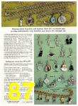 1969 Montgomery Ward Christmas Book, Page 87