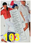 1988 Sears Spring Summer Catalog, Page 103