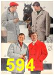 1958 Sears Fall Winter Catalog, Page 594