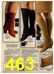 1972 Sears Fall Winter Catalog, Page 463