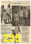 1961 Sears Spring Summer Catalog, Page 235