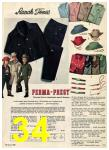 1965 Sears Fall Winter Catalog, Page 34