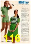 1972 Montgomery Ward Spring Summer Catalog, Page 116